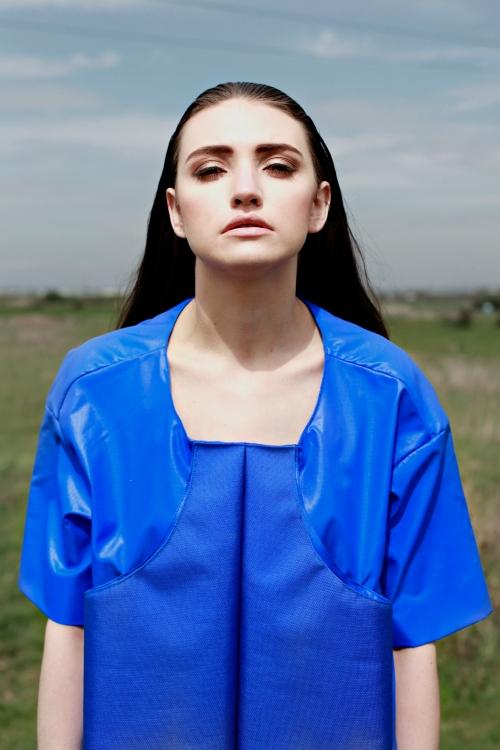 MakeUp: Adama Jatta Photography: Daniyel Lowden-Stoole  Designer: Jaime Tai Model: Rona Kirwan